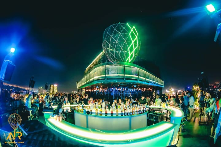 Rooftop Bar Air360