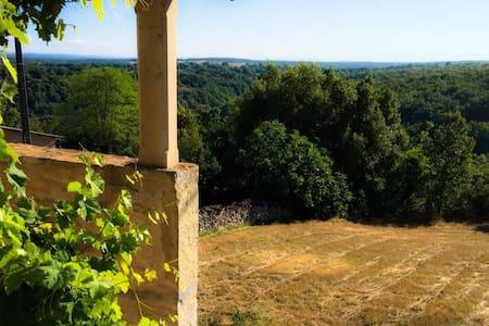 Propriété de charme en Quercy - Lot - Aveyron - Salvagnac-Cajarc - Talo