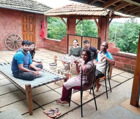 Maitri Farms - Room 1