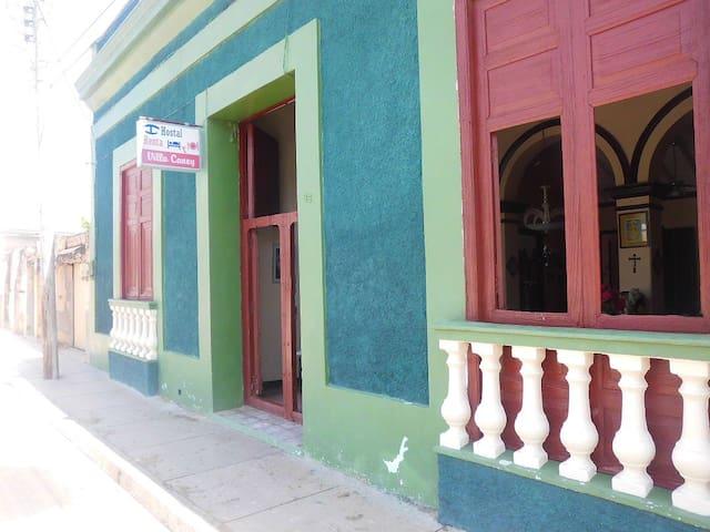 Hostal Villa Caney Hospitalidad y Confort 1 - Gibara