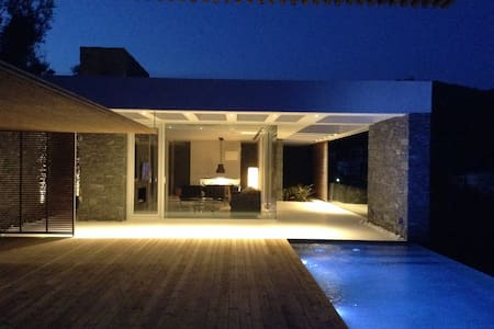 A-luxury villas - Plomari - Casa de camp