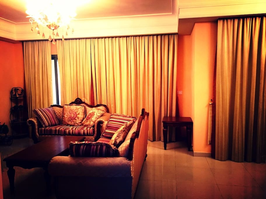 Ground Floor with TV and Fully Furnished
