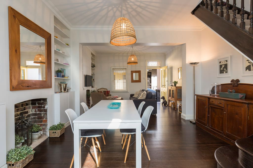 Open plan living at its best