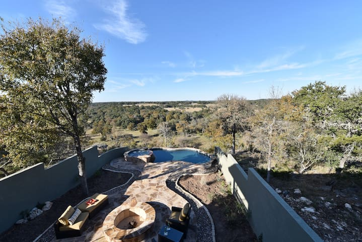 Relax and Enjoy the Views of the Hill Country - Spring Branch - Hus