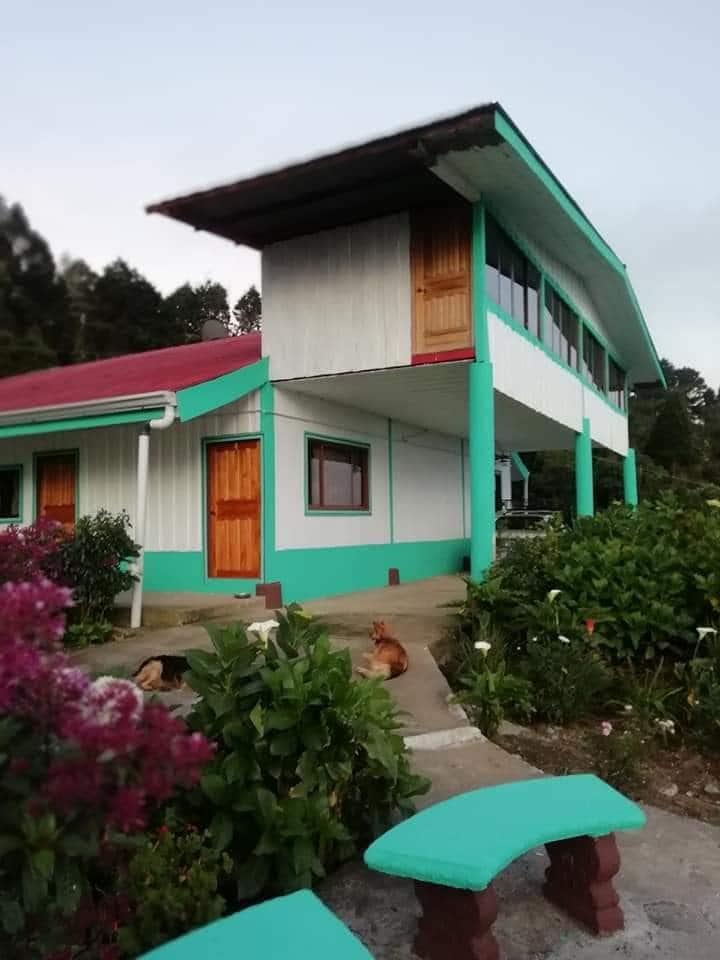 Alojamiento privado cerca del Volcán Barva