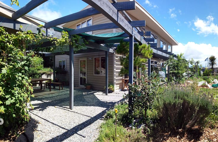 Private Studio in Nelson Eco-Home - Nelson