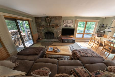 Entire home w/ski on access to Hunter Mountain!