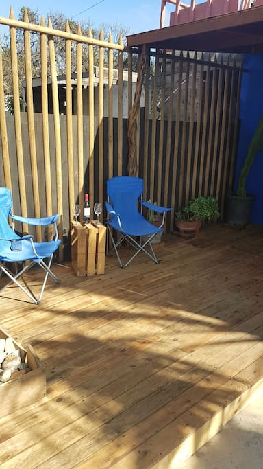 Remodelled Private patio