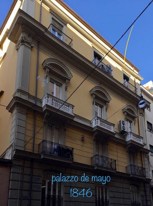 Ambra noblesse junior bed breakfasts te huur in napoli for Airbnb napoli