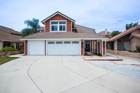 Chino Hills family house - 奇诺岗(Chino Hills)