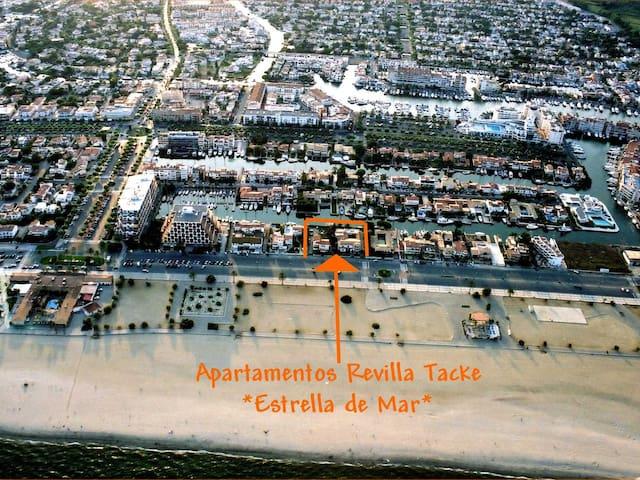Apartamentos Revilla Tacke