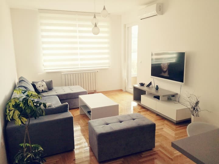 Modern Sarajevo apartment