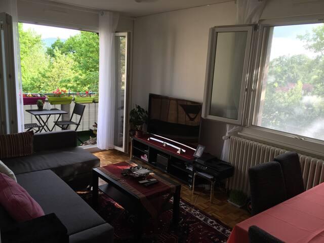 Private room / Chambre privée