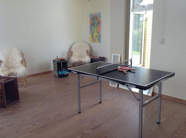 Dejligt lyst hus med god plads til storfamilien - Spentrup - Ev