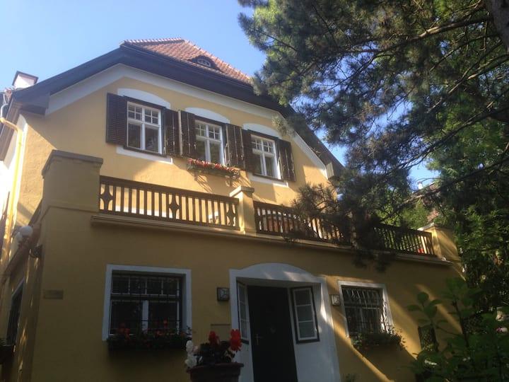 Exquisite garden apartment