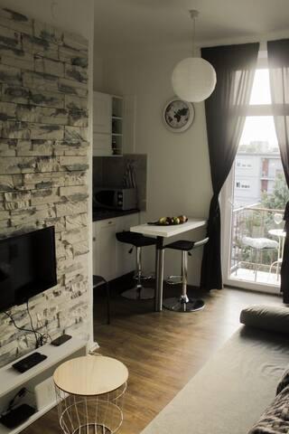 Studio apartman Mateo