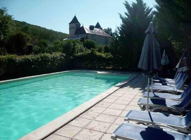 Gite «Brocéliande» vallée de la Dordogne