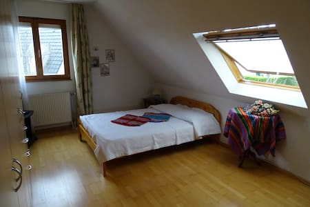 B&B BASEL 10 Minutes to City - Bartenheim - Bed & Breakfast