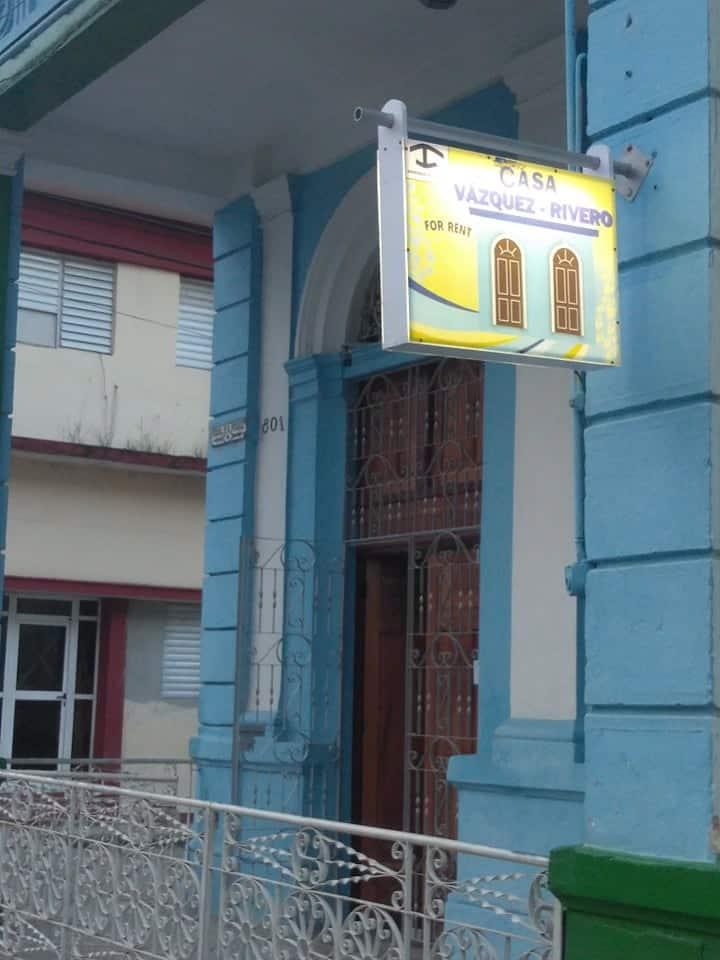 Casa Vazquez-Rivero