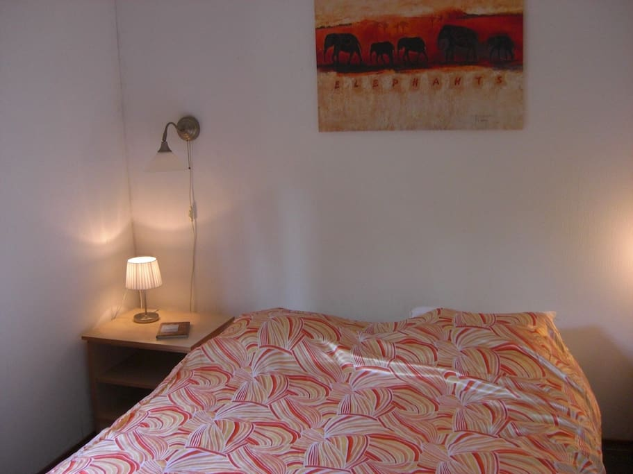 Slaapkamer 1, Auping bed en matras !