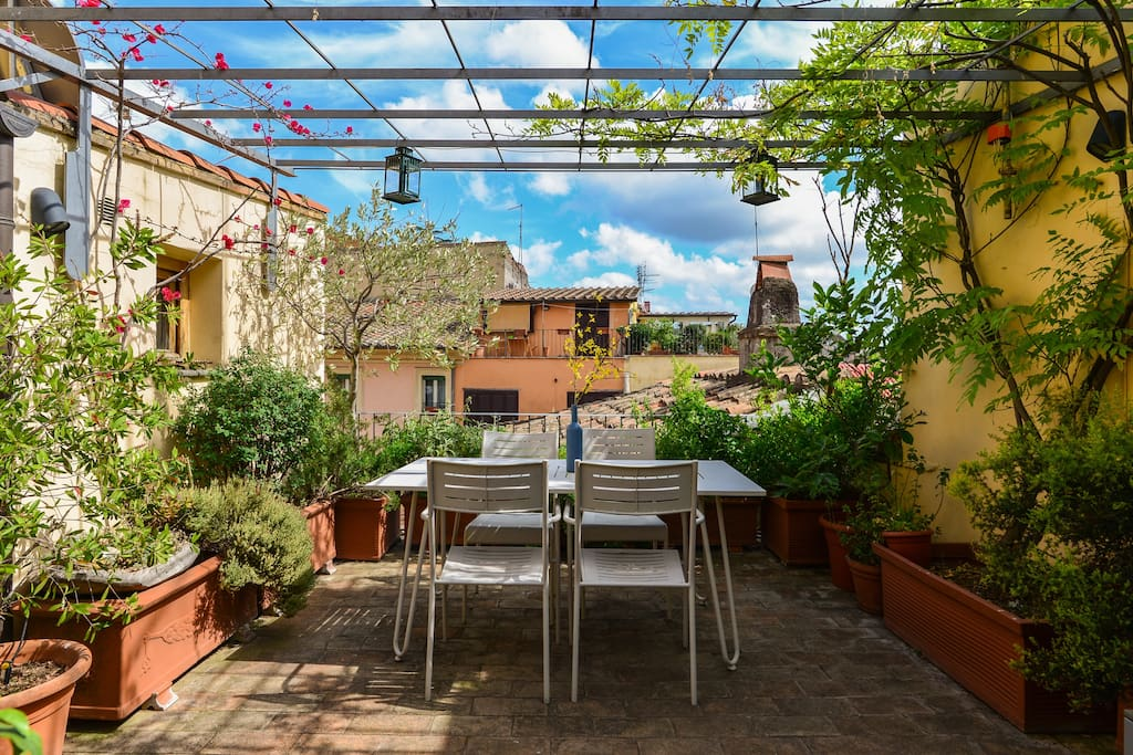 Monti Roof Terrace - Apartments for Rent in Rome, Lazio, Italy