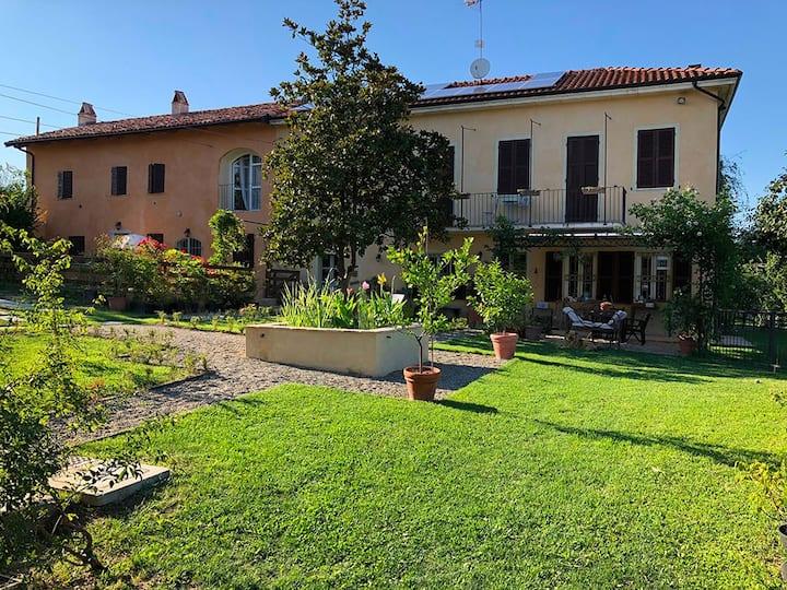 Vicentini's House Monferrato