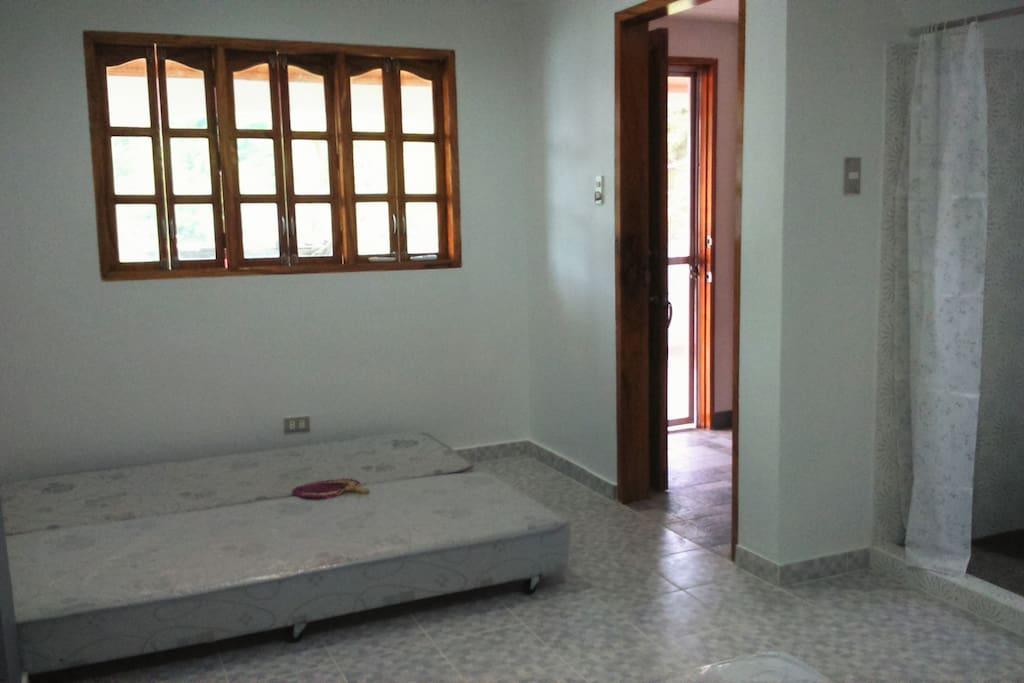 Intérieure chambre