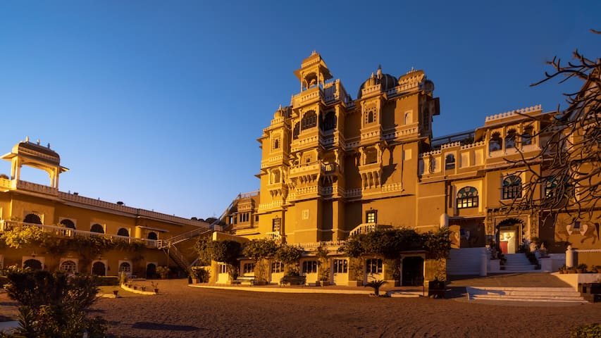 Maharana Boutique | Luxury suite in a Royal Palace
