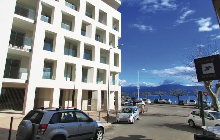 Holiday apartment with 1 bedroom on 35m² in Ajaccio