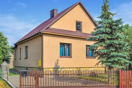 Holiday cottage with 1 bedroom on 90m² in Biadoliny Szlachecki