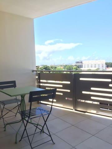 New studio in Papeete city center - Papeete - Huoneisto