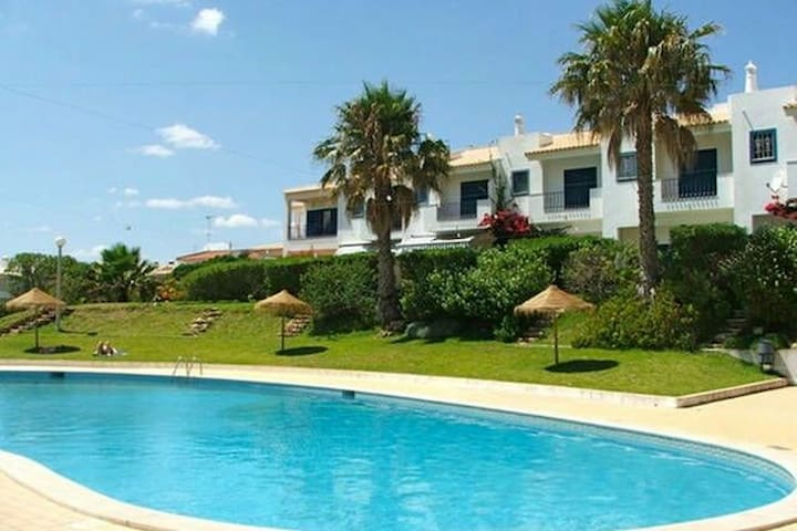 3-bedroom house with swimming pool