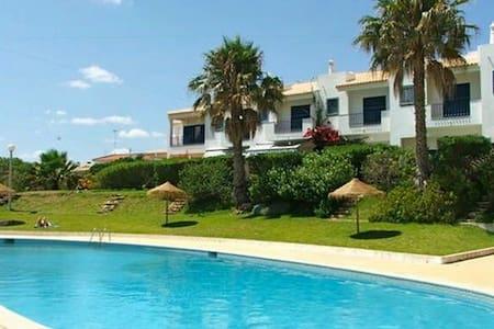 Maison 3chbrs résidence ac piscine - 阿爾布費拉