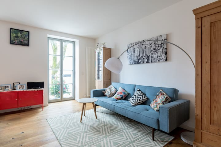 Stylish apartment in the heart of Munich