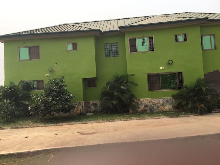 4 Bedroom Fully-Furnished House @ Oyarifa
