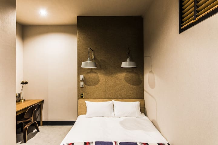 【Staying Plan】 DOUBLE ROOM