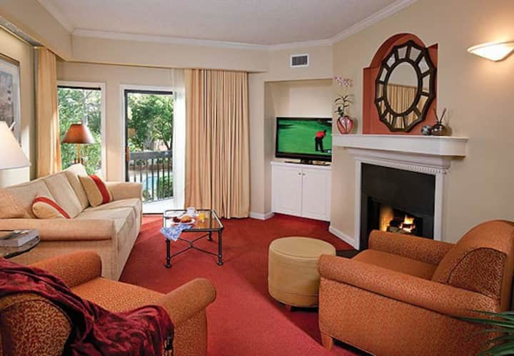 Marriotts Heritage Club - Spacious 2 Bedroom