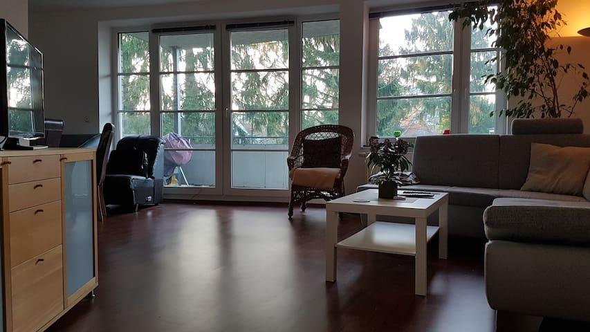 Sonnige Wohnung in Hamburgs grünem Norden !