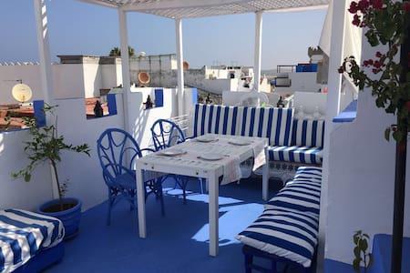 Casa en la Medina. Vistas mar. Wifi - Asilah
