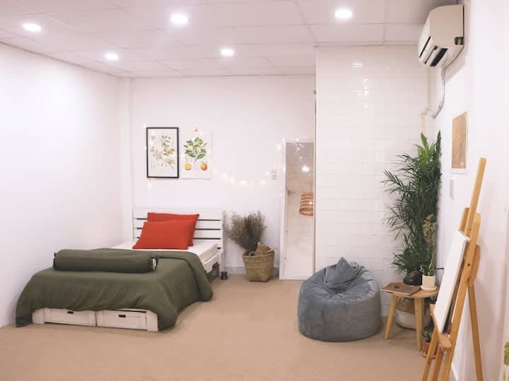 Tochim House - adorable compact space