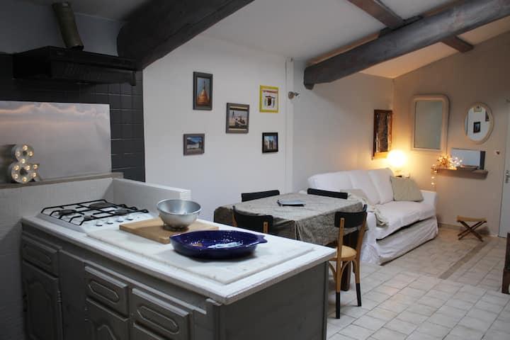 Gîte Fontronde - Coté Grange - Escalade