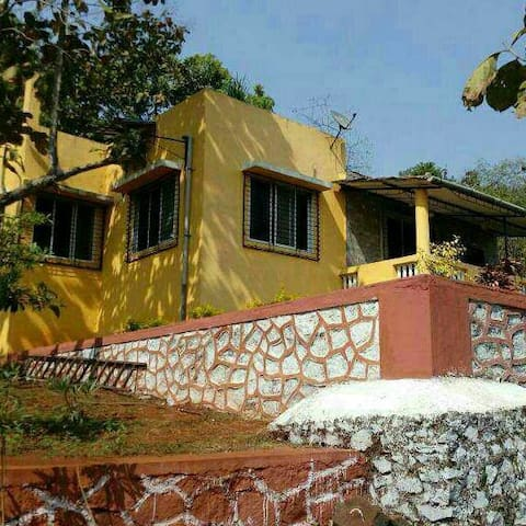 farm house river side with all 3 meals Rs. 3K pp