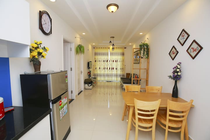 2 bedroom Colosseo Melody Apartment (A5-8)