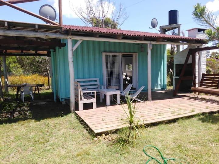 Casita Verde - Punta Rubia