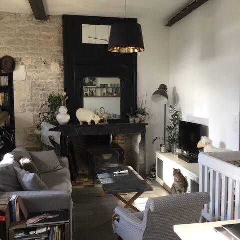 Maison à 10km de la Rochelle