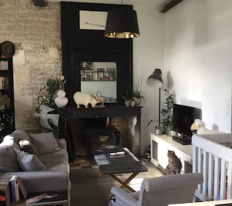 Maison à 10km de la Rochelle - Villedoux - Hus