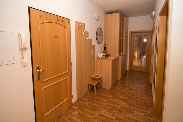 Big apartment in Aš - Aš - Departamento