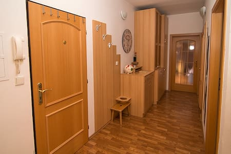 Big apartment in Aš - Aš - Apartamento