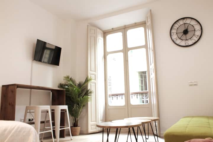 Lovely and luminous apartment in historic center
