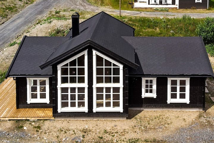 10 person holiday home in Reinli